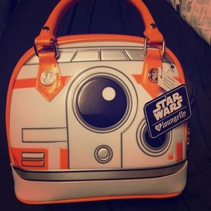 BB8 Star Wars loungefly bag
